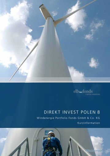 Kurzinformation - elbfonds Capital