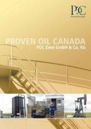 PROVEN OIL CANADA - Trend-Invest.de
