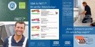 SIGAN für FINETT 7 Mit switchTec ... - Findeisen GmbH