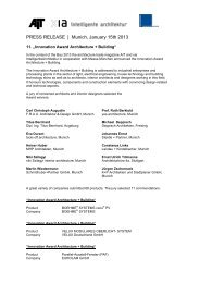 FINDEISEN_Press release_Innovation Award ... - Findeisen GmbH