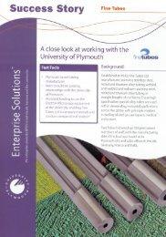 Enterprise Solutions - Success Story 2010.pdf - Fine Tubes Ltd.