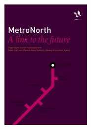 Metro North - Fingal County Council