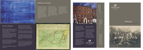 Heritage and Communities | Fingal County Council