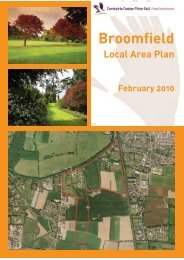 Broomfield Local Area Plan - Fingal County Council