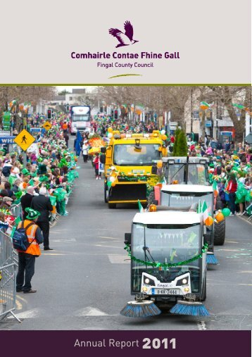 Download Annual Report 2011 - pdf - Fingal County Council
