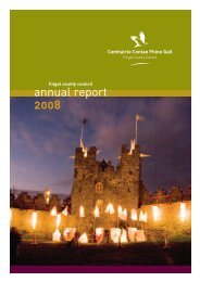 Download Annual Report 2008 - pdf - Fingal County Council