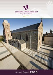 Download Annual Report 2010 - pdf - Fingal County Council