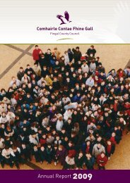 Download Annual Report 2009 - pdf - Fingal County Council