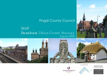Draft Donabate Urban Centre Strategy Fingal County Council