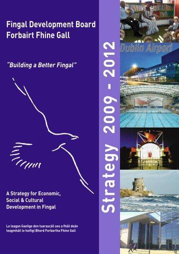 Download Fingal Development Board Strategy 2009-2012