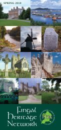 Fingal Heritage Network Brochure 2010 - Fingal County Council
