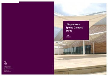 / Abbotstown Sports Campus Study / - Fingal County Council