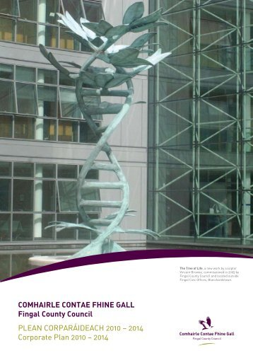 Corporate Plan 2010-2014 - Fingal County Council
