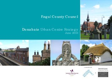 Donabate Urban Centre Strategy Fingal County Council