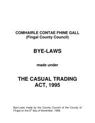Swords Castle Conservation Plan_final - Fingal County Council