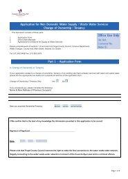 34093 Change of Ownership-Tenancy.qxd:34093 Dom.Water App ...