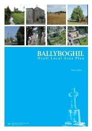 Proposed Ballyboghil LAP - Text - Fingal County Council