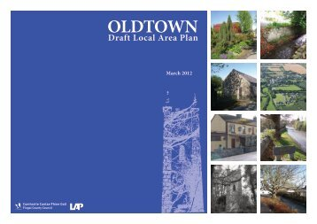 Proposed Oldtown LAP - Text - Fingal County Council