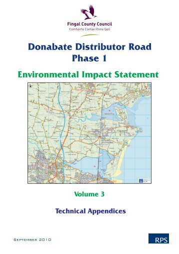 Download Volume 3 - Technical Appendices - pdf - Fingal County ...