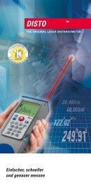 Einfacher, schneller und genauer messen