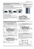 Datenblatt Drucksensor U4/5 - finger gmbh & co. kg - Page 3