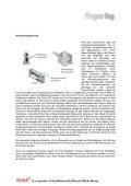 Die GP-X-Serie Hochpräzise induktive Analogsensoren - Page 2