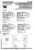 DP-100 - finger gmbh & co. kg - Page 5