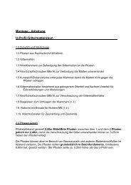 Download Montageanleitung - Finke Neue ZaunSysteme
