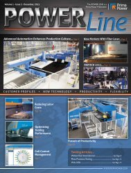 Tooling Articles... Advanced Automation Enhances ... - Prima Power
