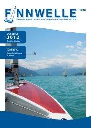 Ausgabe 2013 - Finnsegler Vereinigung