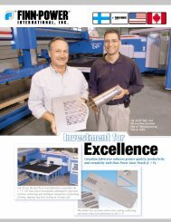 Canadian fabricator achieves greater quality, productivity, and ...