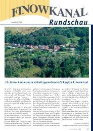 Ausgabe 3/2006 - in der Region Finowkanal