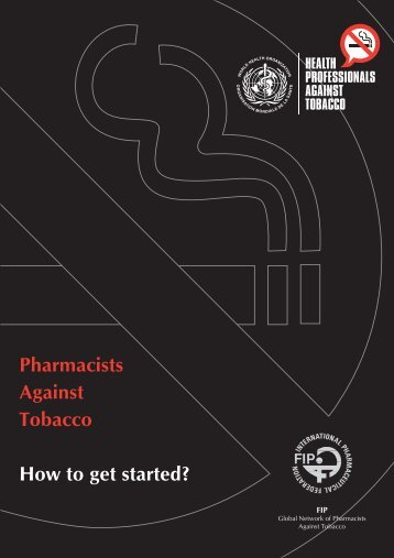 Pharmacists Against Tobacco - FIP