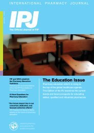 The Education Issue - FIP