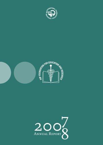 Annual Report - FIP