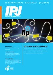 Developing a validated survey to assess the Basel statements - FIP