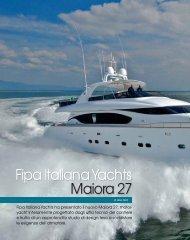 Fipa Italiana Yachts Maiora 27 - Fipa group