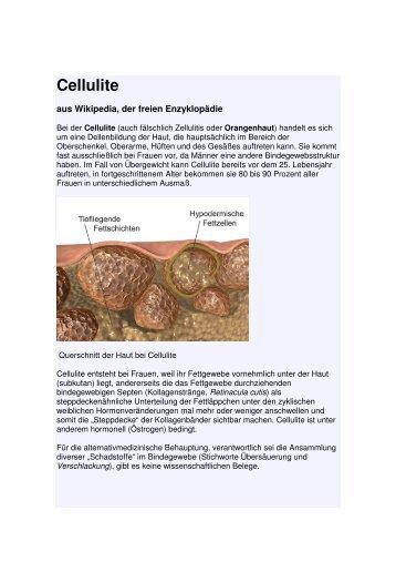 anti cellulite mittel test