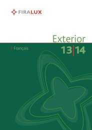 Téléchargement en PDF - Firalux Design AG