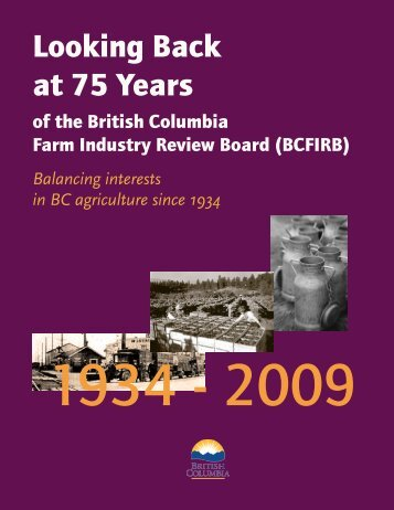 Looking Back_front2 - Farm Industry Review Board