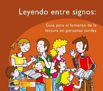 Leyendo entre signos - Fundación CNSE