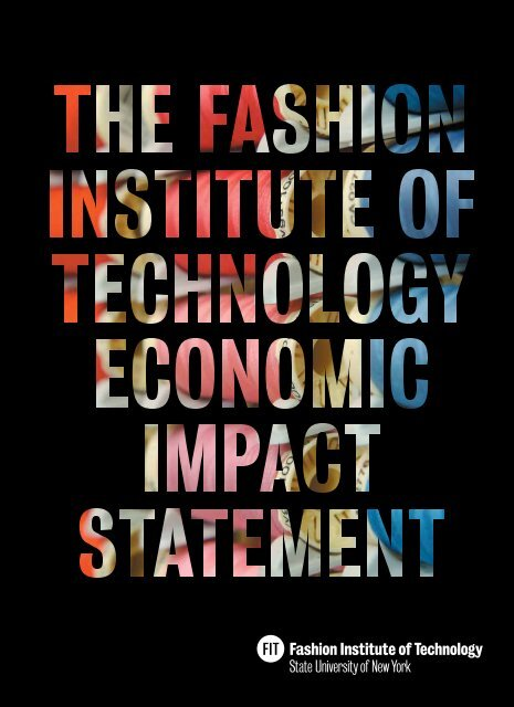 Of A Public College Fashion Institute Of Technology