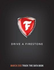 2013 Firestone Tire Databook (PDF) - Firestone Truck Tires