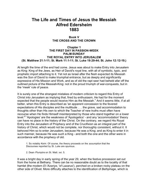 The War of the Messiah - Wikipedia