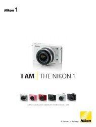 I AM  THE NIKON 1 - Foto Basler Aarau