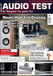 Neuer High-End-Einstieg - Friends of Audio