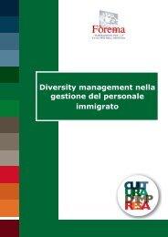 Diversity management nella gestione del personale immigrato