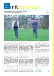 Juni 2010 - Barmherzigen Brüder Straubing