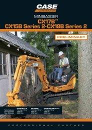 LEISTUNGSDATEN CX18B SERIE 2