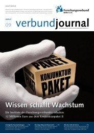 78/2009 - Forschungsverbund Berlin